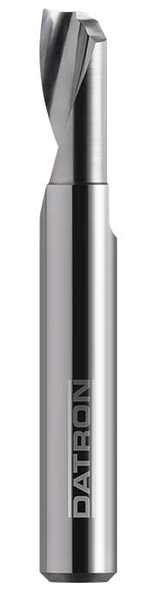 High Speed Steel 29//64 Mill Diameter F/&D Tool Company 17362-T214A Two Flute End Mill 1//2 Shank Diameter Double End 3.75 Overall Length 13//16 Flute Length