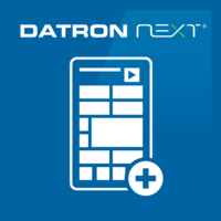 DATRON next Software Optionen