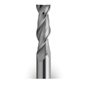 Double Flute End Mill With Tool Cooling