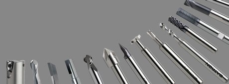 Milling Tools Product Range