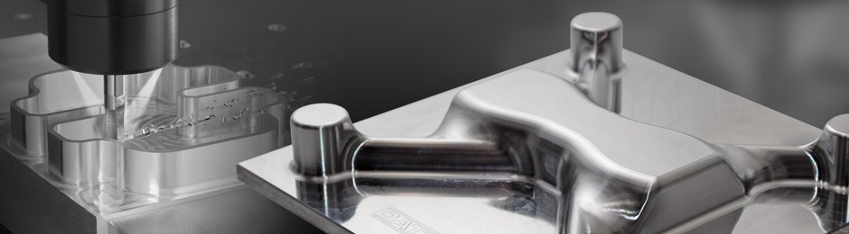 Enclosure Aluminium Milling from DATRON