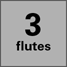 Three Flutes