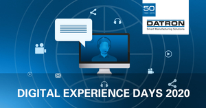 DATRON Digital Experience Days 2020